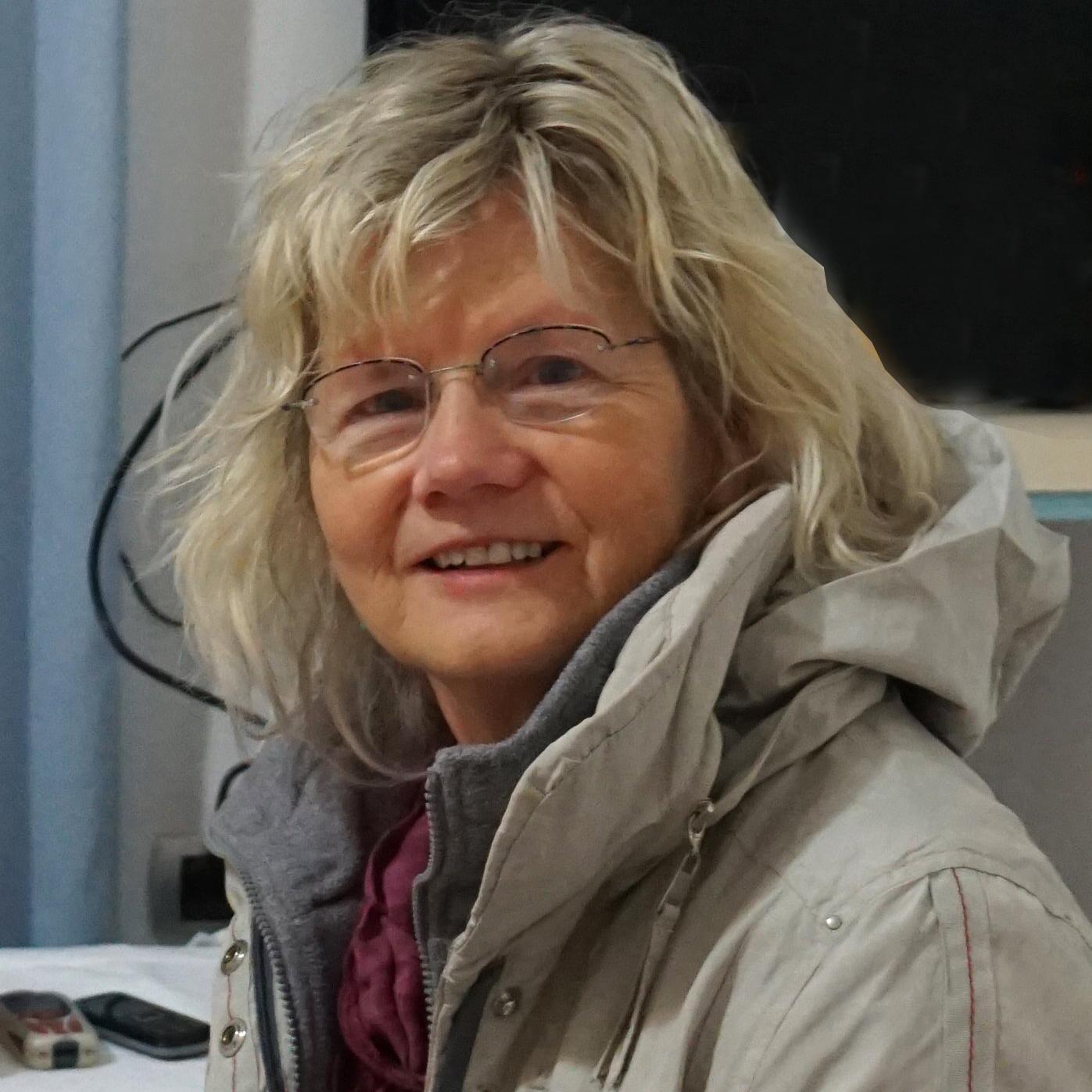 Gudrun Thriemer - Portrait